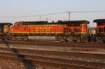 BNSF 4491